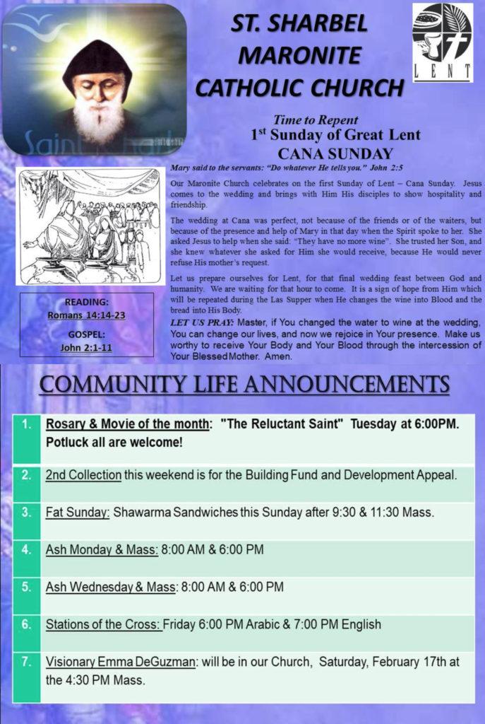 Events | La Pieta International Prayer Group